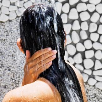 Woman-rising-hair-shower-fb