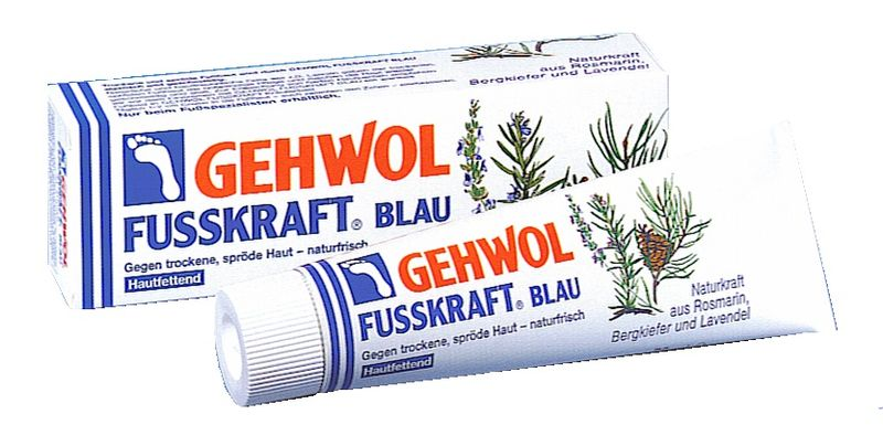 Fusskraft Blue